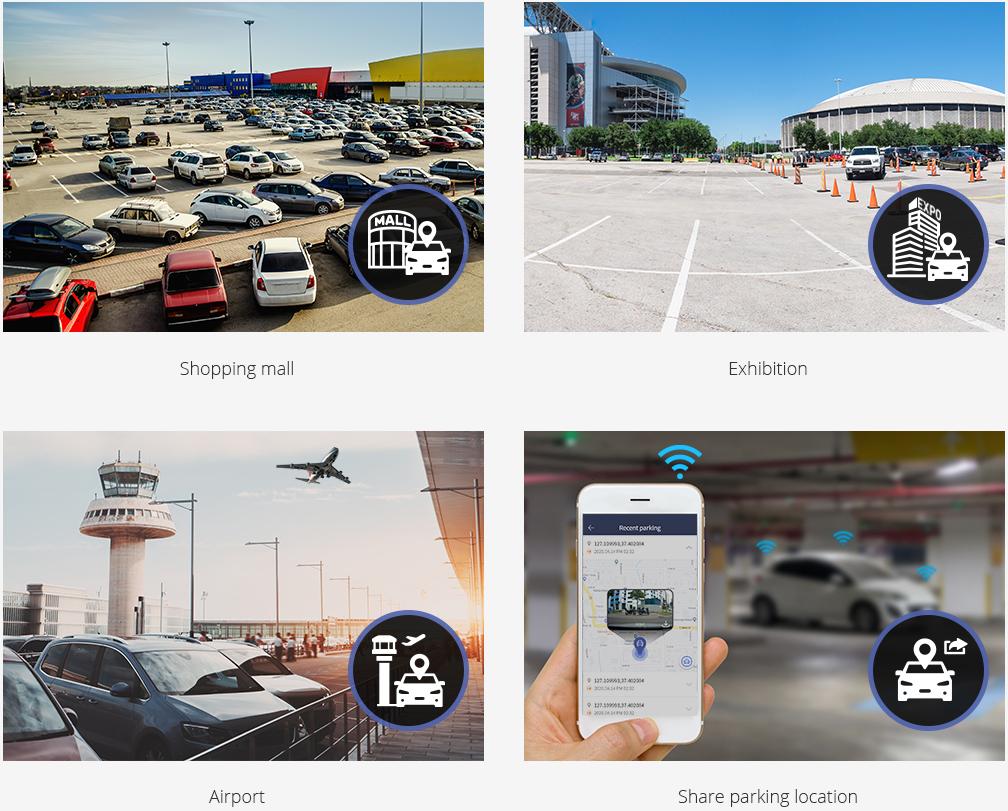 app thinkware connected LTE luoghi di utilizzo